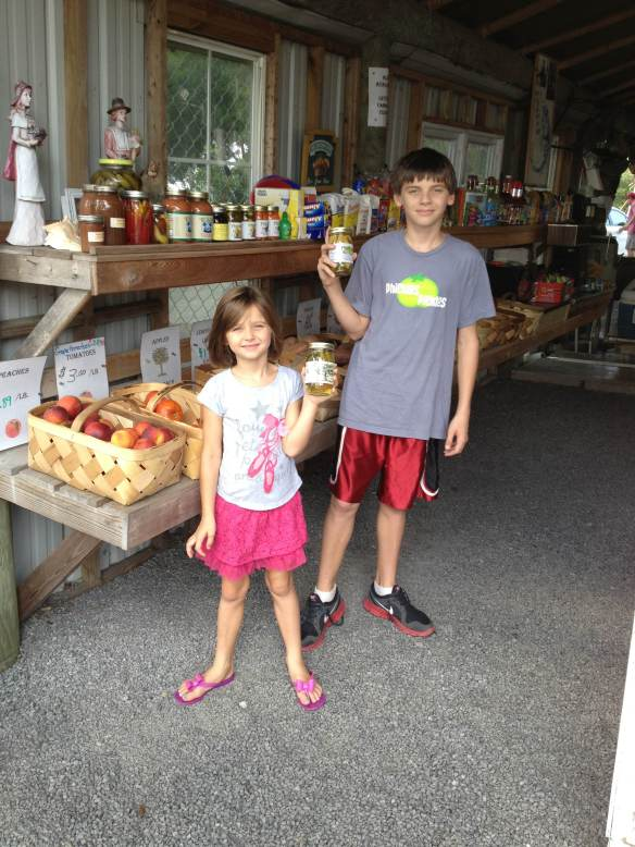 The Phickles Kids at Mainline Market
